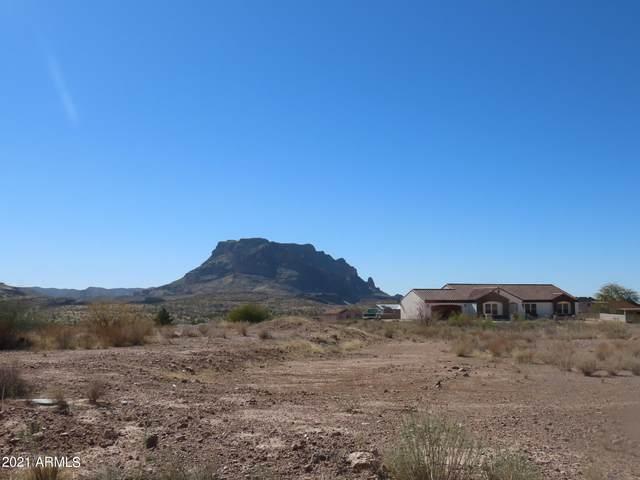1717 S Thompson Drive, Superior, AZ 85173 (MLS #6243325) :: Yost Realty Group at RE/MAX Casa Grande