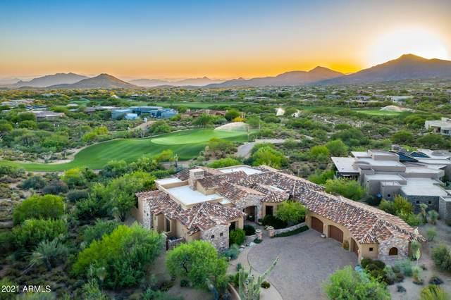 11548 E Salero Drive, Scottsdale, AZ 85262 (MLS #6243340) :: Zolin Group