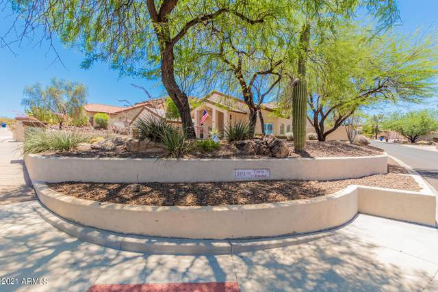 1101 E Tierra Buena Lane, Phoenix, AZ 85022 (MLS #6243341) :: Yost Realty Group at RE/MAX Casa Grande