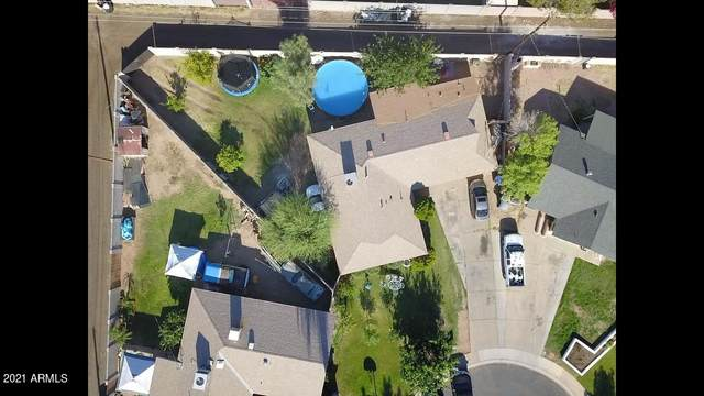 233 W Gail Drive, Chandler, AZ 85225 (MLS #6243356) :: Arizona Home Group