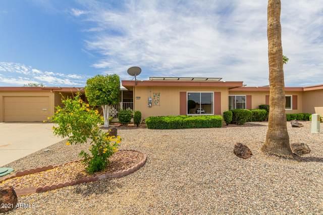 9837 W Royal Ridge Drive, Sun City, AZ 85351 (MLS #6243358) :: The Property Partners at eXp Realty