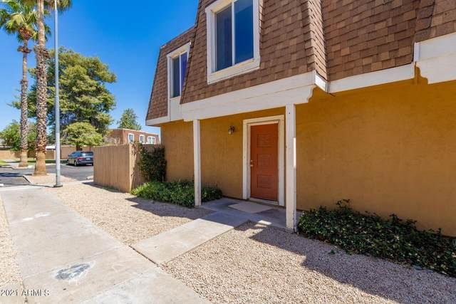 8220 N 34TH Drive, Phoenix, AZ 85051 (MLS #6243374) :: Service First Realty