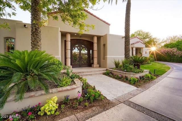7453 N 70TH Street, Paradise Valley, AZ 85253 (MLS #6243384) :: Yost Realty Group at RE/MAX Casa Grande