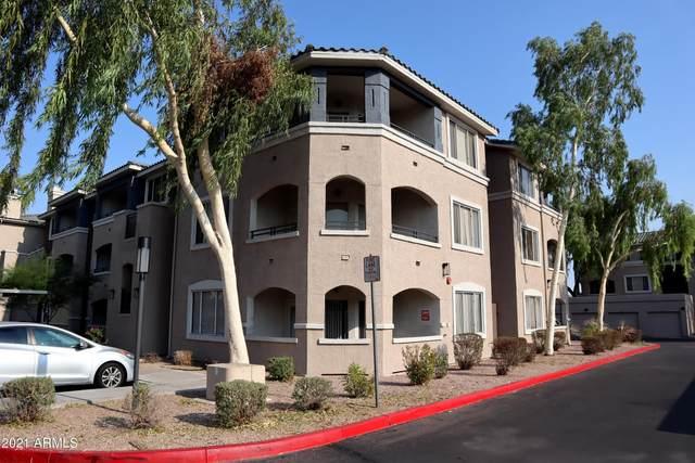 5345 E Van Buren Street #112, Phoenix, AZ 85008 (MLS #6243394) :: Selling AZ Homes Team