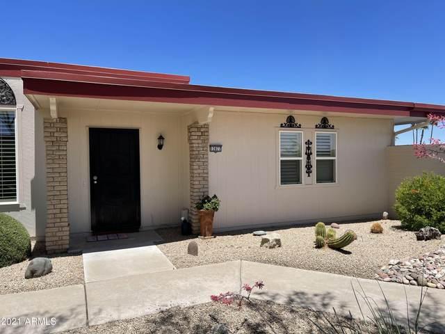 12877 N 99TH Drive, Sun City, AZ 85351 (MLS #6243401) :: The Property Partners at eXp Realty