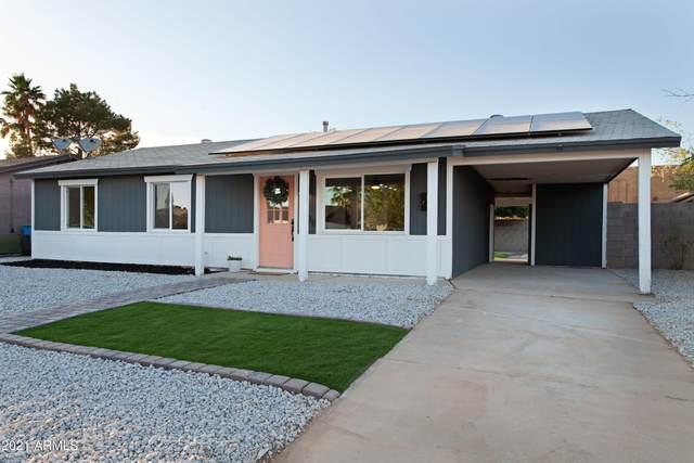 3936 E Eugie Avenue, Phoenix, AZ 85032 (MLS #6243427) :: Yost Realty Group at RE/MAX Casa Grande