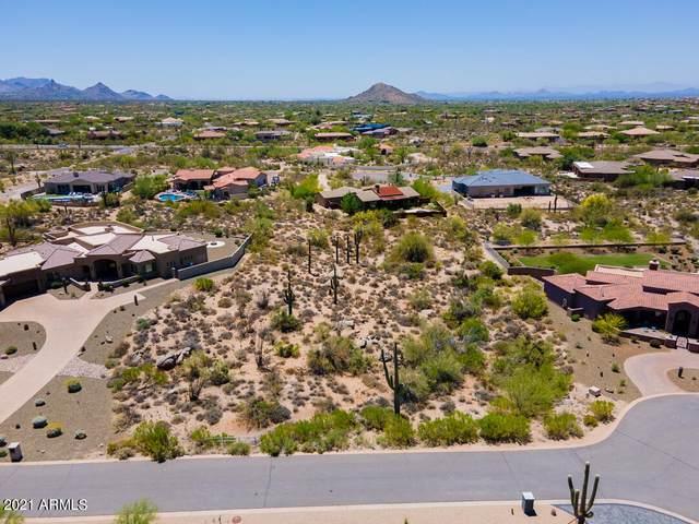 8223 E High Point Drive, Scottsdale, AZ 85266 (MLS #6243445) :: The Luna Team