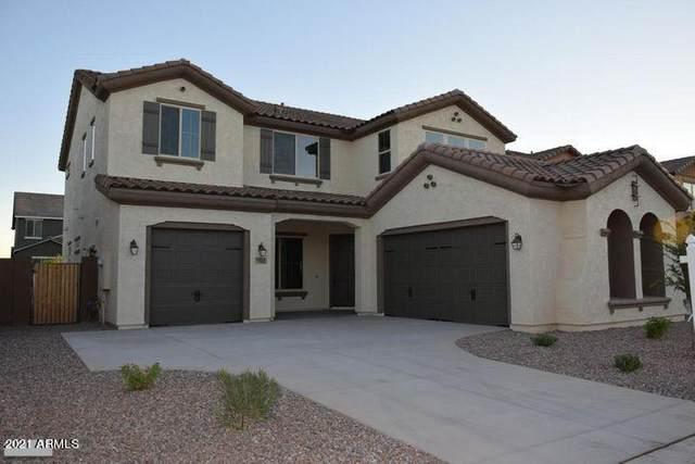 1941 E Horseshoe Drive, Chandler, AZ 85249 (MLS #6243472) :: Yost Realty Group at RE/MAX Casa Grande
