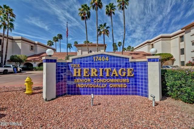 17404 N 99TH Avenue #231, Sun City, AZ 85373 (MLS #6243480) :: Nate Martinez Team