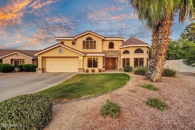 1101 N Melba Court, Gilbert, AZ 85233 (MLS #6243497) :: Yost Realty Group at RE/MAX Casa Grande