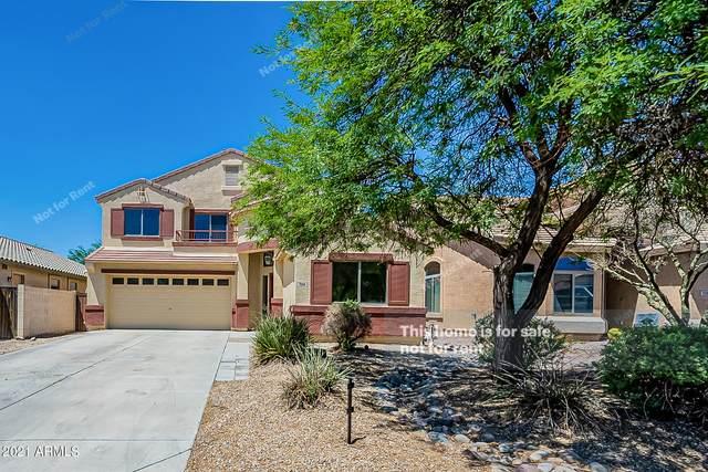 706 E Leslie Avenue, San Tan Valley, AZ 85140 (MLS #6243508) :: Yost Realty Group at RE/MAX Casa Grande