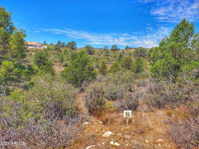 17416 S Oak Drive, Peeples Valley, AZ 86332 (MLS #6243519) :: Elite Home Advisors