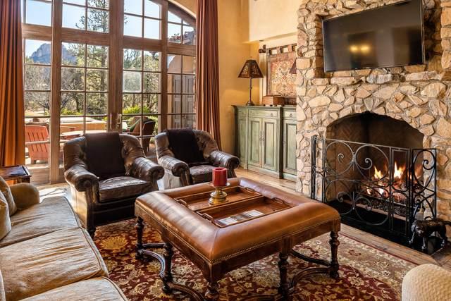 35 Secret Canyon Drive A-1908, Sedona, AZ 86336 (MLS #6243527) :: Arizona Home Group