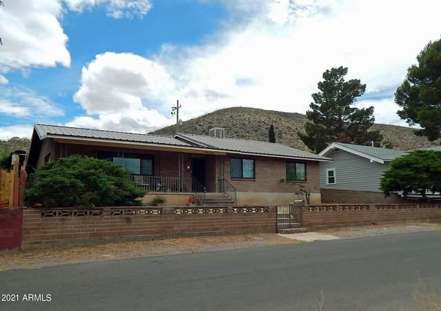 315 15TH Terrace, Bisbee, AZ 85603 (MLS #6243536) :: Zolin Group