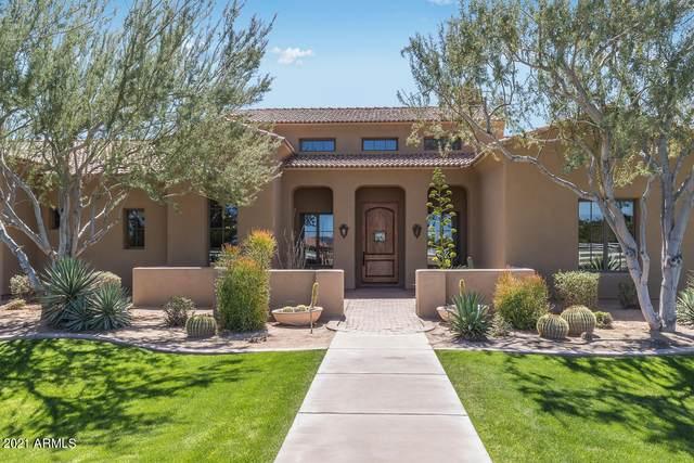 21553 E Pegasus Parkway, Queen Creek, AZ 85142 (MLS #6243546) :: Kepple Real Estate Group