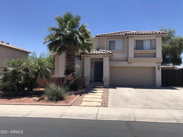 9715 W Hatcher Road, Peoria, AZ 85345 (MLS #6243549) :: Yost Realty Group at RE/MAX Casa Grande