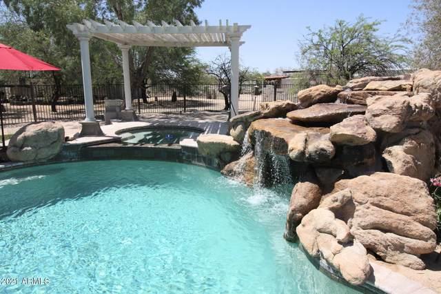 15076 W Belmont Drive, Casa Grande, AZ 85194 (MLS #6243553) :: Klaus Team Real Estate Solutions