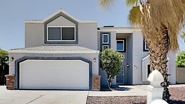 6214 W Caribe Lane, Glendale, AZ 85306 (MLS #6243570) :: Yost Realty Group at RE/MAX Casa Grande