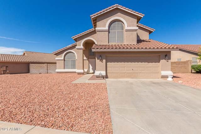 17818 N Kimberly Way, Surprise, AZ 85374 (MLS #6243591) :: Yost Realty Group at RE/MAX Casa Grande