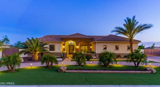 16111 W Cheryl Court, Waddell, AZ 85355 (MLS #6243613) :: Yost Realty Group at RE/MAX Casa Grande