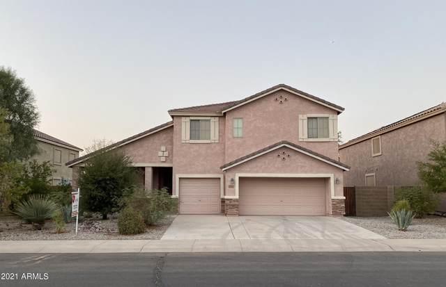 1536 E Chaparral Place, Casa Grande, AZ 85122 (MLS #6243625) :: Klaus Team Real Estate Solutions