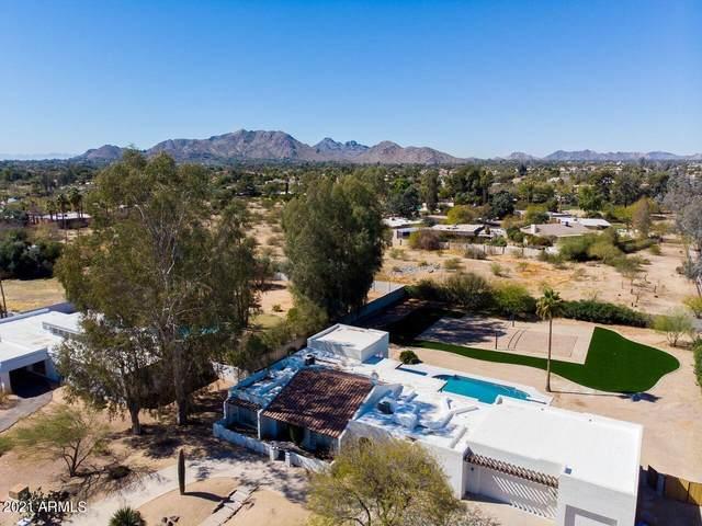 10462 N 60TH Place, Paradise Valley, AZ 85253 (MLS #6243640) :: Elite Home Advisors