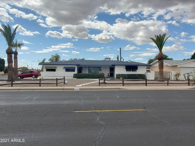 618 N 56TH Street, Mesa, AZ 85205 (MLS #6243665) :: Arizona Home Group