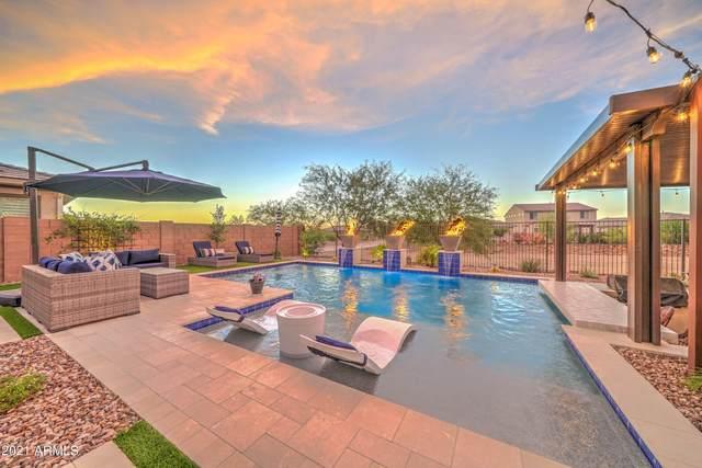 110 E Pasaro Drive, Phoenix, AZ 85085 (MLS #6243672) :: Yost Realty Group at RE/MAX Casa Grande