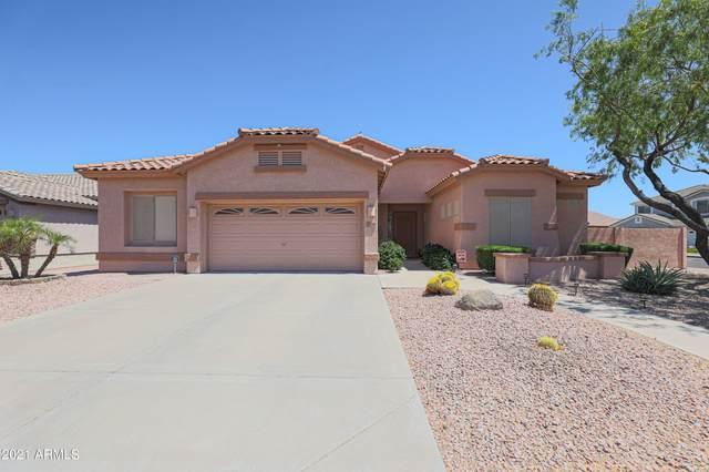 7237 W El Cortez Place, Peoria, AZ 85383 (MLS #6243673) :: Howe Realty