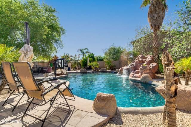 110 E Shire Court, San Tan Valley, AZ 85143 (MLS #6243677) :: Yost Realty Group at RE/MAX Casa Grande