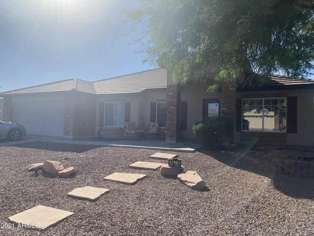 3678 E Thornton Avenue, Gilbert, AZ 85297 (MLS #6243714) :: Conway Real Estate