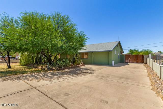 9831 E Butte Street, Mesa, AZ 85207 (MLS #6243728) :: CANAM Realty Group
