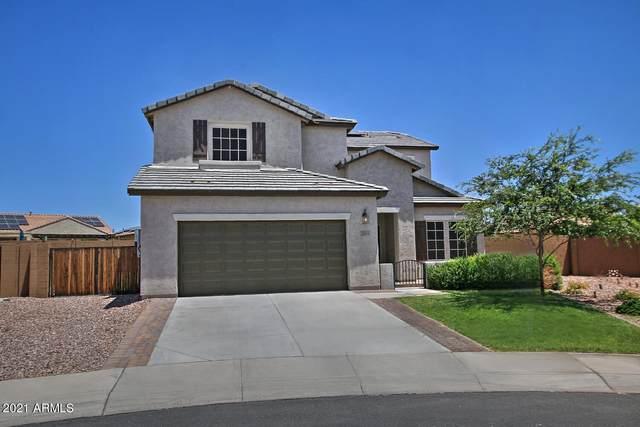 2881 N Crestwood Court, Florence, AZ 85132 (MLS #6243730) :: Executive Realty Advisors