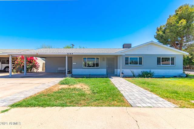 3249 W Wethersfield Road, Phoenix, AZ 85029 (MLS #6243736) :: Yost Realty Group at RE/MAX Casa Grande
