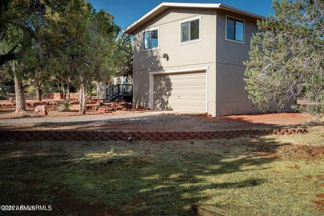 20 Hohokam Drive, Sedona, AZ 86336 (MLS #6243747) :: Yost Realty Group at RE/MAX Casa Grande