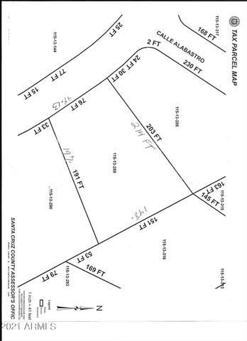 885 Via Rosamorada, Rio Rico, AZ 85648 (MLS #6243753) :: Klaus Team Real Estate Solutions