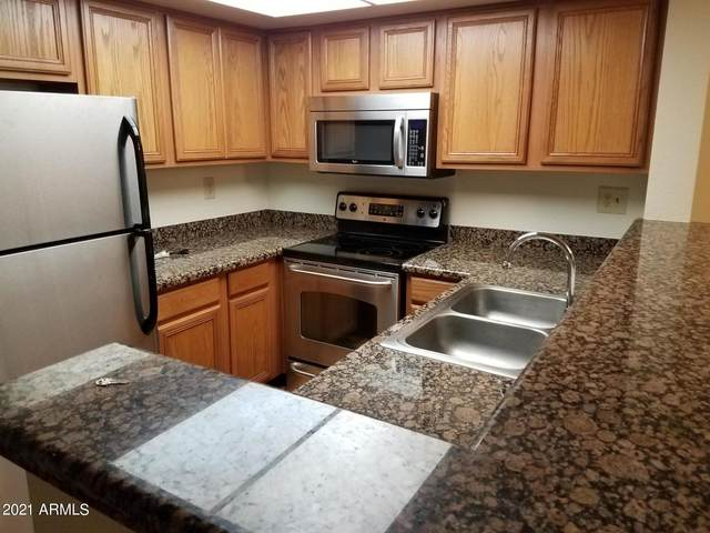 5757 W Eugie Avenue #1011, Glendale, AZ 85304 (MLS #6243782) :: Yost Realty Group at RE/MAX Casa Grande