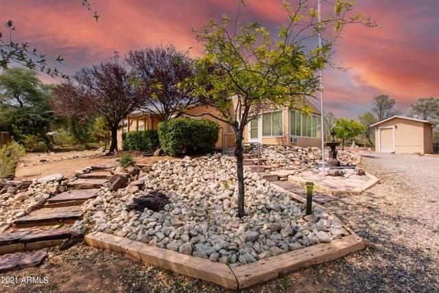 2490 W Glenshandra Drive, Prescott, AZ 86305 (MLS #6243835) :: Conway Real Estate