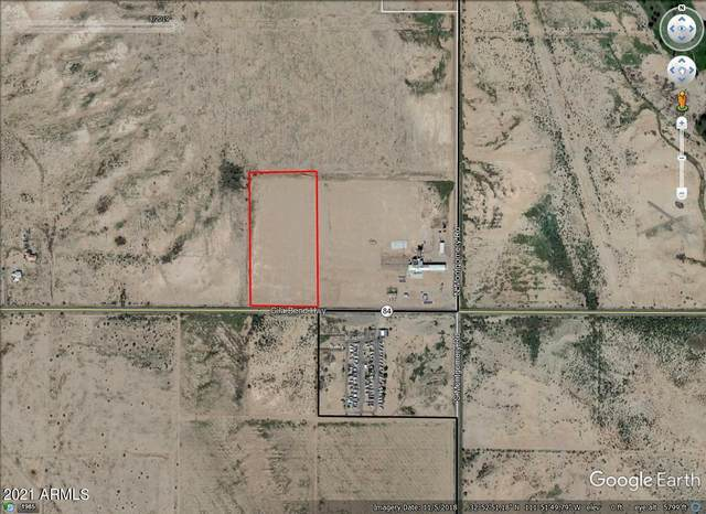 0 W Gilabend Highway, Stanfield, AZ 85172 (MLS #6243839) :: Service First Realty