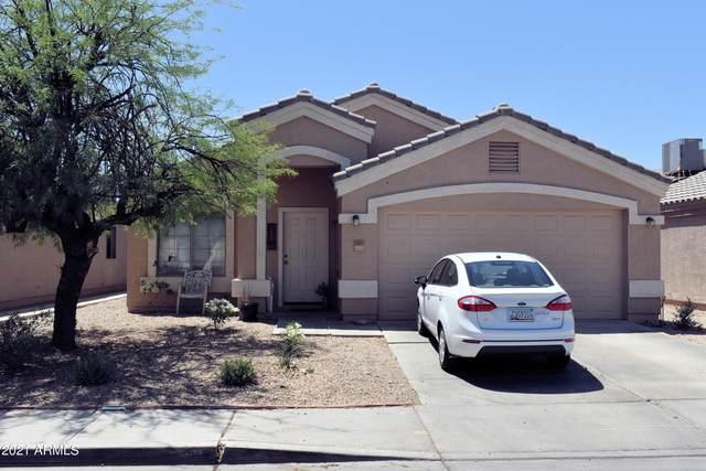 12517 W Via Camille, El Mirage, AZ 85335 (MLS #6243851) :: Yost Realty Group at RE/MAX Casa Grande
