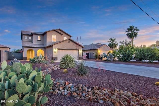 2219 E Contention Mine Road, Phoenix, AZ 85022 (MLS #6243854) :: Yost Realty Group at RE/MAX Casa Grande