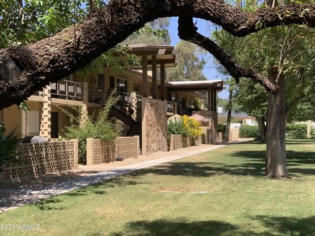 5226 N 20TH Street B7, Phoenix, AZ 85016 (MLS #6243870) :: Conway Real Estate