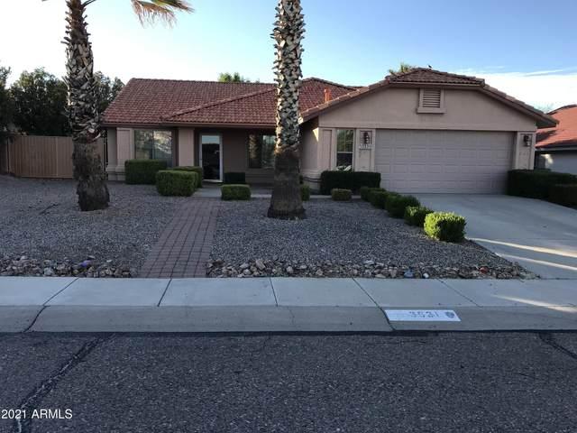3531 Plaza Candida, Sierra Vista, AZ 85635 (MLS #6243912) :: Yost Realty Group at RE/MAX Casa Grande
