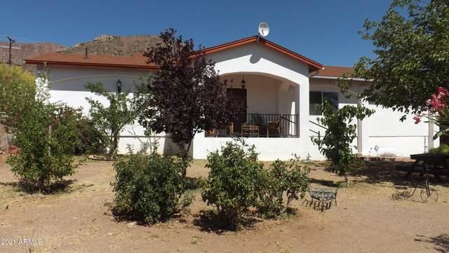 56 S Mitchell Drive, Superior, AZ 85173 (MLS #6243968) :: Devor Real Estate Associates
