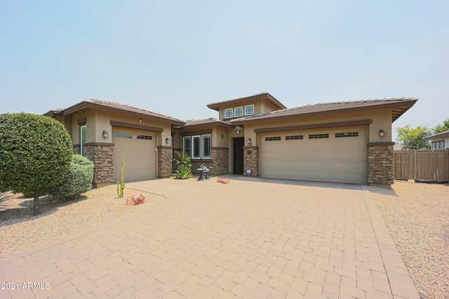 14583 W Medlock Drive, Litchfield Park, AZ 85340 (MLS #6244001) :: Yost Realty Group at RE/MAX Casa Grande
