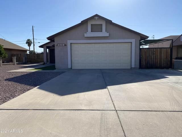 4408 N 22ND Drive, Phoenix, AZ 85015 (MLS #6244011) :: Yost Realty Group at RE/MAX Casa Grande