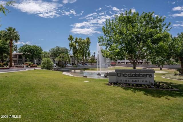 5203 N 24TH Street #103, Phoenix, AZ 85016 (MLS #6244016) :: The Garcia Group