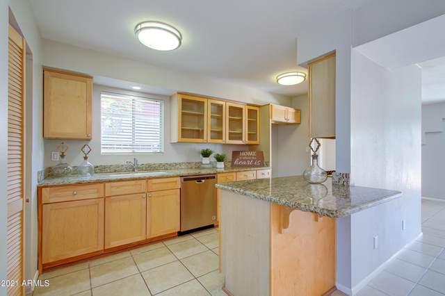 8731 E Buena Terra Way, Scottsdale, AZ 85250 (MLS #6244021) :: Klaus Team Real Estate Solutions