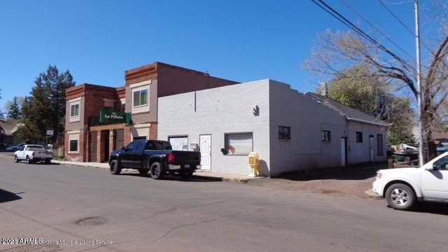 114 S 2ND Street, Williams, AZ 86046 (MLS #6244040) :: Nate Martinez Team