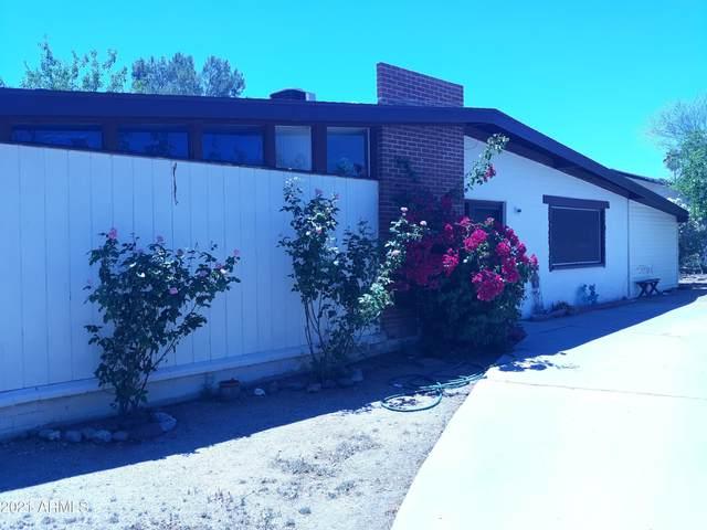 465 N Aircleta Drive, Wickenburg, AZ 85390 (MLS #6244055) :: Executive Realty Advisors